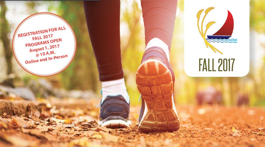 The Fall Recreation Brochure