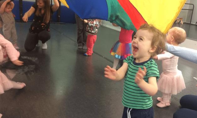 Parent & Tot – Drop-In Play