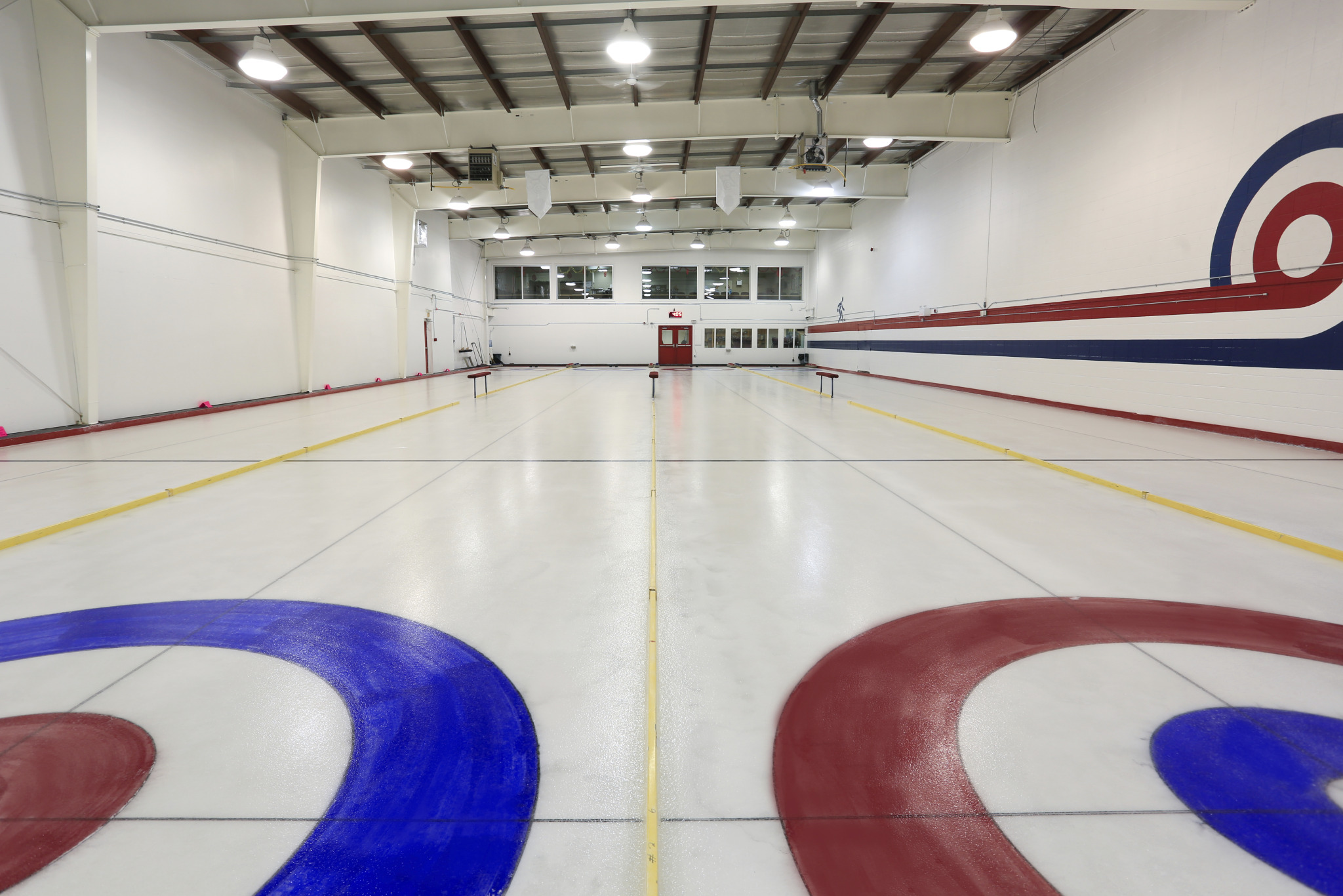 Curling Rink Amp Dry Pad Crca Chestermere Regional