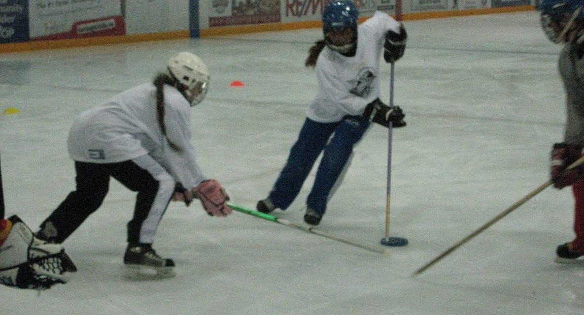 Drop In Shinny RINGETTE