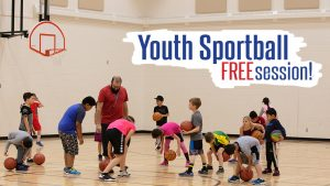 Youth Sportball - Free Session @ Chestermere Rec Centre