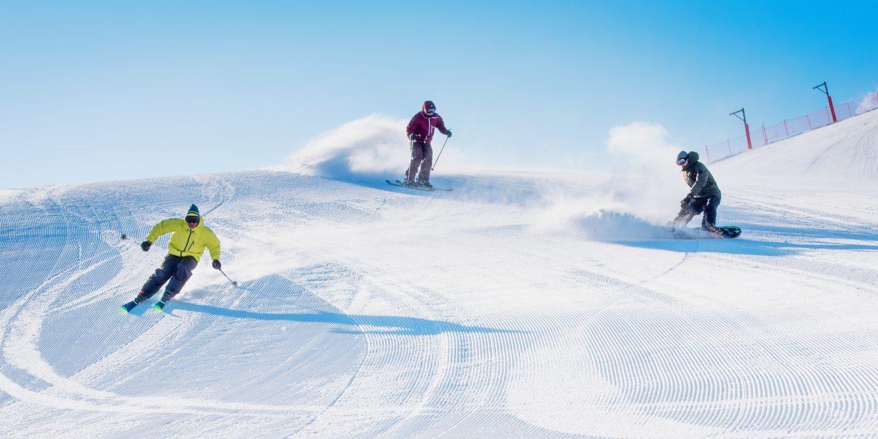 Friday Ski/Snowboard Trips to COP