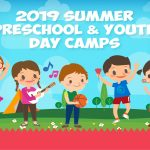 2019 Summer Day Camps – Registration Opens March 1