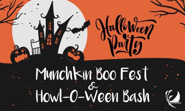 Halloween Parties – Friday, October 25