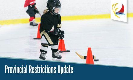 Provincial Restrictions – April 7, 2021