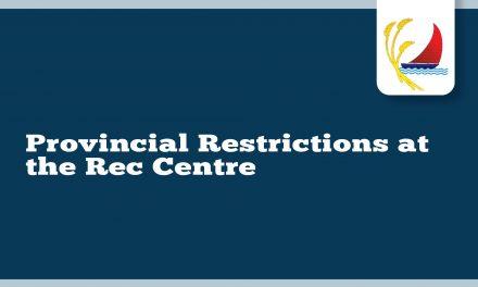 Provincial Restrictions