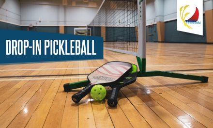 Drop-In Pickleball